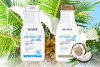 Шампунь и кондиционер для волос «Coconut oil» по 350 мл